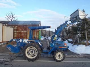 Iseki. LandLeader 24 трактор, фронтальник, фреза, 1300 часов., 24 л.с. Под заказ