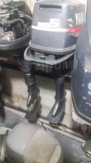Yamaha. 5,00л.с., 2-тактный, бензиновый, нога S (381 мм), 2002 год год
