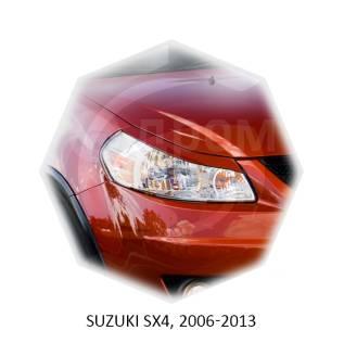 Накладка на фару. Suzuki SX4, GYC, YA11S, YA41S, YB11S, YB41S, YC11S Двигатели: J20A, M15A, M16A