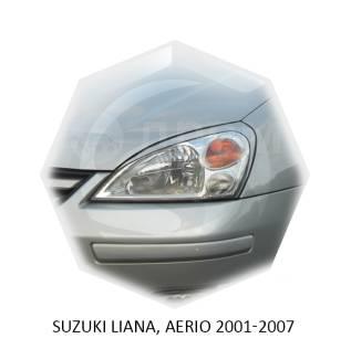 Накладка на фару. Suzuki Liana, ERA11S, ERA31S, ERA71S, ERC11S, RC31S, RC71S, RD31S Suzuki Aerio Двигатели: 8HY, M13A, M16A