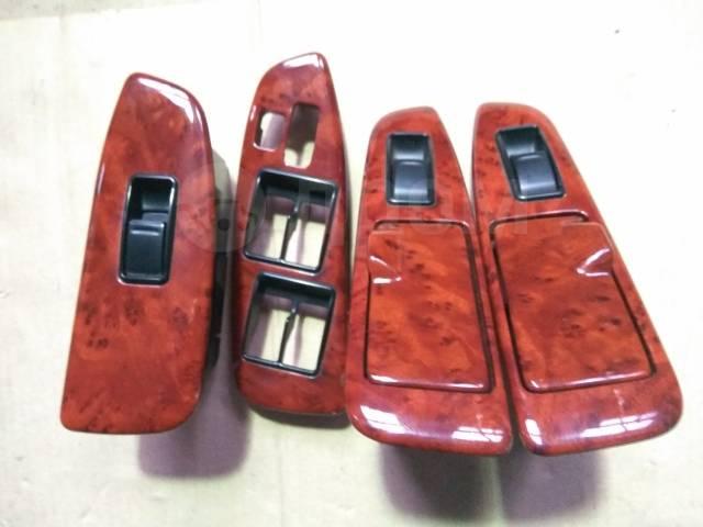 Блок управления стеклоподъемниками. Toyota Crown Majesta, GS171, JKS175, JZS171, JZS173, JZS175, JZS177, JZS179, UZS171, UZS173, UZS175 Toyota Crown...