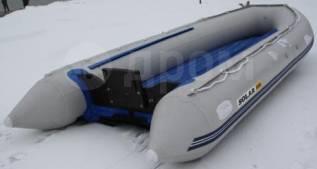 Solar 380. длина 3,80м., двигатель подвесной
