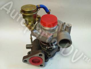 Турбина. Mitsubishi Delica, PA5W, PB5W, PC5W, PD8W, PE8W, PF8W Mitsubishi Pajero, V26C, V26W, V26WG, V46V, V46W, V46WG Двигатель 4M40