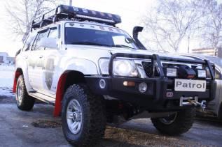 Шноркель. Nissan Patrol Nissan Safari. Под заказ