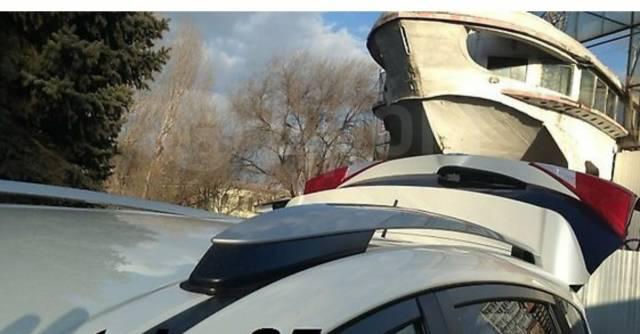 Рейлинг. Toyota RAV4