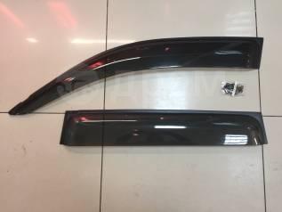 Ветровик на дверь. Toyota Land Cruiser Toyota Land Cruiser Prado, GRJ120, GRJ120W, KDJ120, KDJ120W, KZJ120, LJ120, RZJ120, RZJ120W, TRJ120, TRJ120W, V...