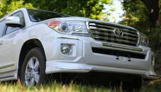 Обвес кузова аэродинамический. Toyota Land Cruiser, J200, URJ202, UZJ200, VDJ200. Под заказ