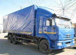 КамАЗ 65117. Бортовой грузовик Камаз 65117-776010-19 (L4), 6 700куб. см., 14 500кг., 6x4