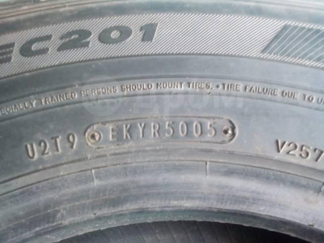 Dunlop Eco EC 201. Летние, 2005 год, 20%, 4 шт