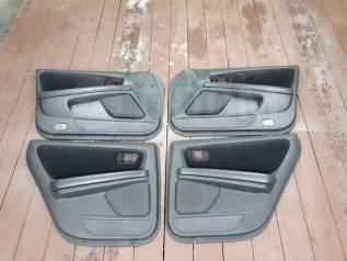 Обшивка двери. Toyota Chaser, JZX100 Двигатели: 1JZGE, 1JZGTE