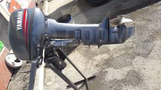 Yamaha. 15,00л.с., 2-тактный, бензиновый, нога L (508 мм), 1997 год год