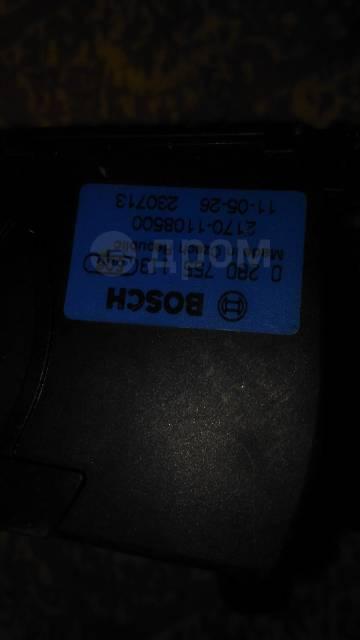 Педаль. Лада 2114, 2114