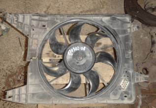 Вентилятор охлаждения радиатора. Renault Logan Renault Sandero Лада Ларгус Двигатели: D4D, D4F, K4M, K7J, K7M