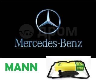 Фильтр автомата. Mercedes-Benz: S-Class, CLK-Class, G-Class, Sprinter, M-Class, E-Class, SL-Class, C-Class SsangYong Rexton