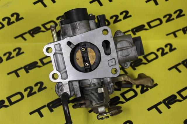 Заслонка дроссельная. Nissan March, FHK11, HK11, K11 Двигатели: CG10DE, CG13DE