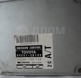 Блок управления двс. Toyota Carina, CT190 Toyota Corona, CT190 Toyota Caldina, CT190, CT190G, CT196, CT196V Двигатель 2C