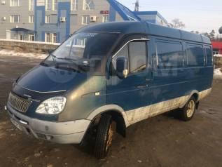 ГАЗ ГАЗель. Продам Газель грузовой фургон, 2 500куб. см., 1 500кг.