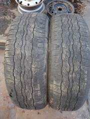 Bridgestone Dueler H/T 687. Летние, 2012 год, 50%, 2 шт