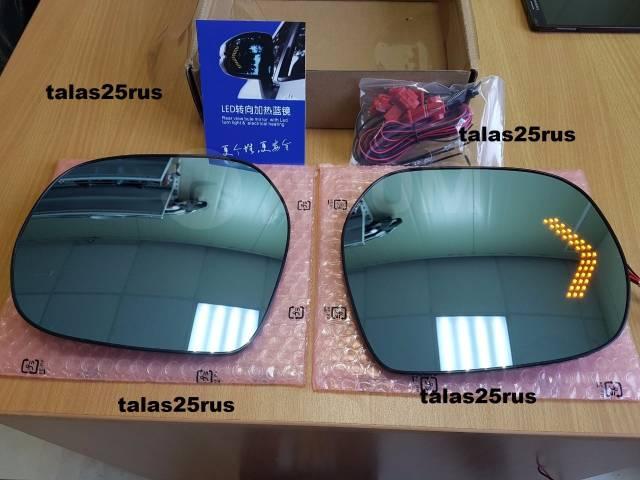 Зеркало заднего вида боковое. Toyota Land Cruiser, GRJ200, J200, URJ200, URJ202, URJ202W, UZJ200, UZJ200W, VDJ200 Toyota Land Cruiser Prado, GDJ150L...