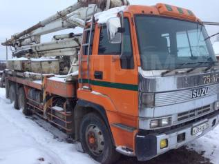 Isuzu Forward. , 17 000 куб. см., 30 м.