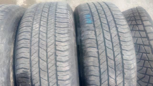 Bridgestone Dueler H/T 684II. Летние, 30%, 4 шт