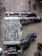Радиатор интеркулера. Mitsubishi: Strada, 1/2T Truck, L200, Pajero, Montero Двигатели: 4D56, 4M40