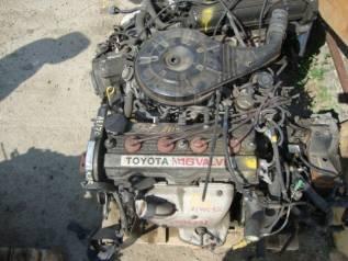 Двигатель в сборе. Toyota Corona, AT170 Toyota Corolla, AE90, AE91, AE91G Двигатели: 5AF, 5AFE, 5AFHE