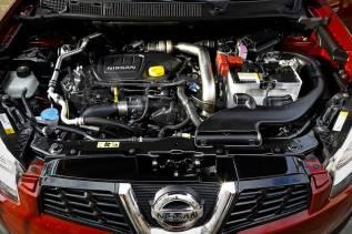 Двигатель в сборе. Nissan Qashqai Двигатели: HR16DE, K9K, M9R, MR16DDT, MR20DE. Под заказ