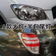 Накладка на фару. Toyota RAV4, ACA30, ACA31, ACA31W, ACA33, ACA36W, ACA38, GSA33, GSA38 Двигатели: 1AZFE, 2AZFE, 2GRFE