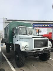 ГАЗ-33081. Вахтовый автобус Газ 33081( Садко ) в Хабаровске, 15 мест, В кредит, лизинг