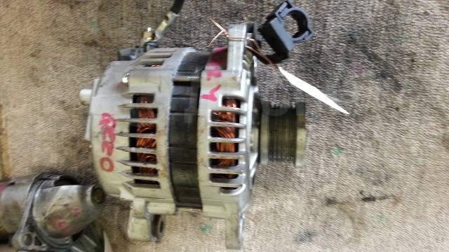 генератор на nissan x-trail в владивостоке