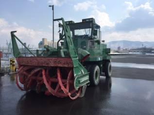 Nichijo HTR-202. Продается снегоуборочная машина, шнекоротор HTR202 1995г, б/п в РФ, 11 700куб. см.
