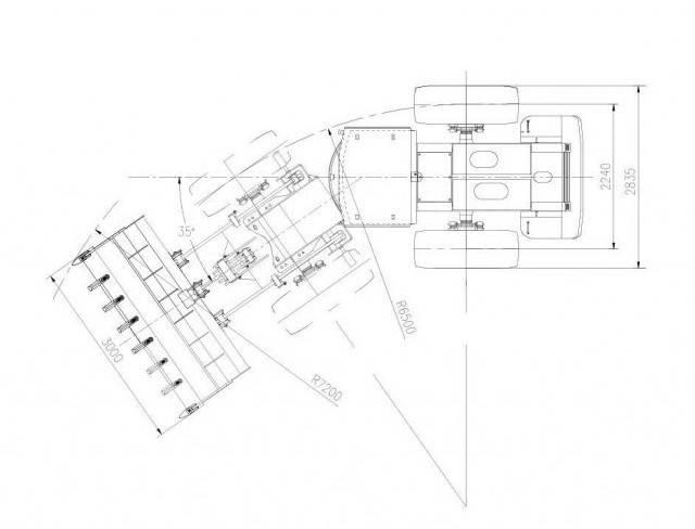 Lonking. Фронтальный погрузчик LG855B, 5 000кг., Дизельный, 4,20куб. м. Под заказ
