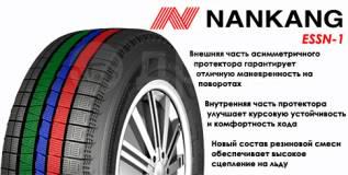 Nankang ESSN-1. Зимние, без шипов, 2014 год, без износа, 4 шт