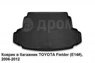 Коврики. Toyota Corolla Fielder, NZE141G, NZE144G, ZRE142G, ZRE144G Двигатели: 1NZFE, 2ZRFAE, 2ZRFE
