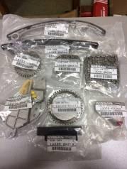 Комплект для замены цепи ГРМ Nissan QR20-DE QR20 QR25-DE QR25. Nissan: X-Trail, NV350 Caravan, Maxima, Presage, Altima, Avenir, NP300, Caravan, Bluebi...