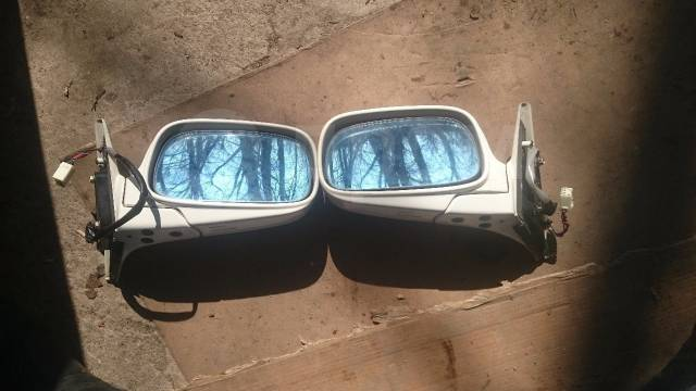 Зеркало. Toyota Mark II, GX100, GX105, JZX100, JZX105 Toyota Chaser, GX100, GX105, JZX100, JZX105