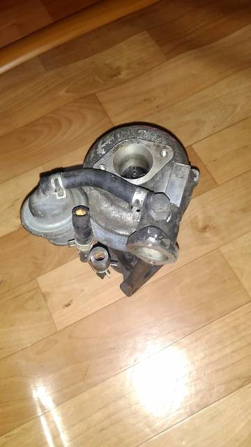 Турбина. Suzuki: Alto, Every, Carry Truck, Cervo, Jimny, Carry Van, Kei, Cara, Works, Wagon R, Cappuccino Двигатель F6A