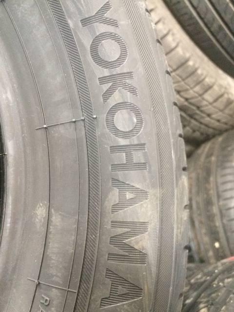 Yokohama BluEarth AE-01. Летние, 2016 год, без износа, 4 шт. Под заказ