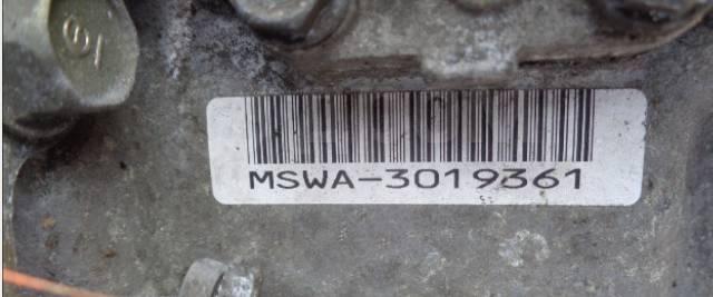 АКПП. Honda Stepwgn, RF3, RF5, RF7 Двигатели: K20A, K24A. Под заказ