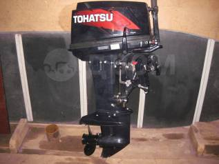 Tohatsu. 25,00л.с., 2-тактный, бензиновый, нога S (381 мм), 2012 год год. Под заказ