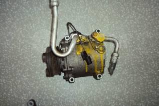 Компрессор кондиционера. Mitsubishi: Lancer Cedia, Lancer, Mirage, Colt, Dingo Двигатели: 4G15, 4G93, 4G94, 4G13, 4G18