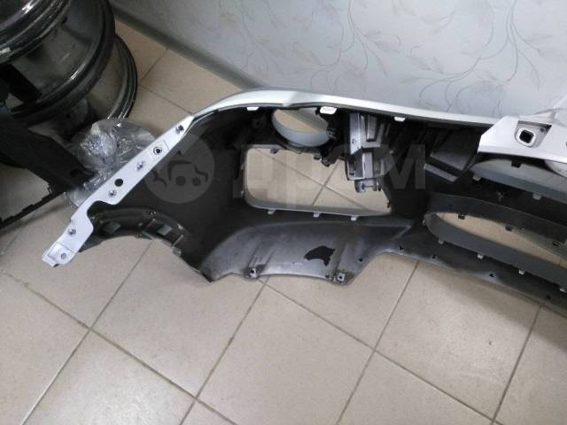 Бампер. BMW X3, F25 BMW X4, F26 Двигатели: N57D30, N55B30, N20B20O0, N47D20, N20B20U0, N52B30, N57D30TOP, B47D20, N57D30OL, N55B30M0, N20B20