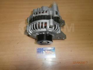 Генератор. Mitsubishi: L200, Pajero, Delica, Nativa, Montero Sport, Montero, Challenger, Pajero Sport Двигатели: 6G72, 6G74, 6G75