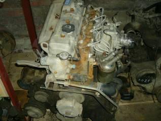 Двигатель в сборе. Toyota Dyna Двигатель 13B