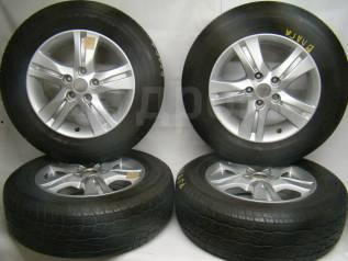 "Колёса 215/65R16 Toyota Rush(Daihatsu Be-Go). 6.0x16"" 5x114.30 ET50"