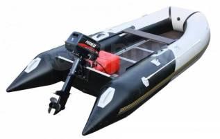 Rusboat. 2017 год год, длина 2,70м., двигатель подвесной, 5,00л.с., бензин