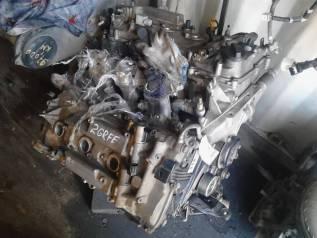 Двигатель в сборе. Toyota Camry Двигатель 2GRFE