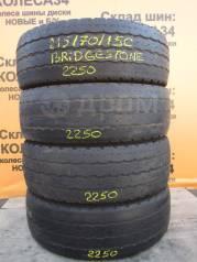 Bridgestone Duravis. Летние, 50%, 4 шт