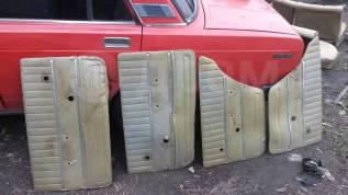 Фиташковая обшивка / обивка / карты двери ваз 2101, 2102 (011) 4шт. Лада 2101, 2101 Лада 2102, 2102